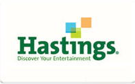 Buy Hastings Gift Card