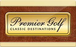 Buy Premier Golf Gift Card