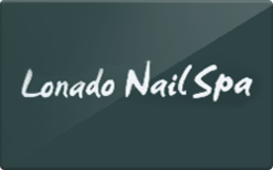 Sell Lonado Nail Spa Gift Card