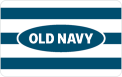 Buy Old Navy Gift Card