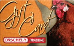 Sell Orscheln Farm and Home Gift Card