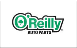 Sell O'Reilly Auto Parts Gift Card