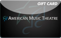 Buy American Music Theater Gift Card