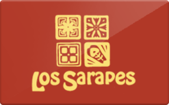 Sell Los Sarapes Gift Card