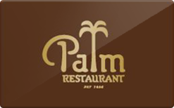 Sell The Palm Gift Card