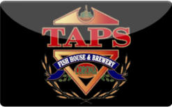 Sell Taps Fish House Gift Card