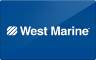 Buy West Marine Gift Card
