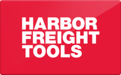 Harbor Freight Tools Gift Card - Check Your Balance Online | Raise.com