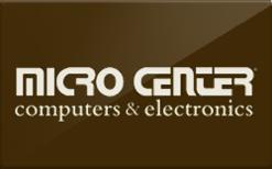 Micro Center Gift Card - Check Your Balance Online   Raise.com