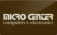 Buy Micro Center Gift Card