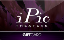 Sell iPic Theaters Gift Card