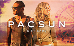 PacSun Gift Card - Check Your Balance Online | Raise.com