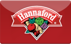 Buy Hannaford Grocery Gift Card