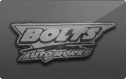 Sell Bolts Autoworks Gift Card