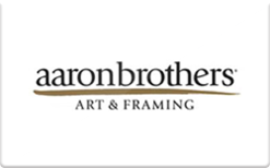 Buy Aaron Brothers Gift Card