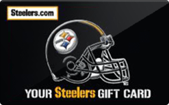 Buy Steelers Gift Card