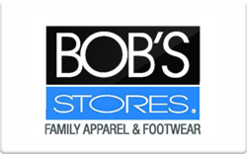 Sell Bob's Stores Gift Card