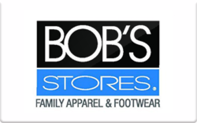 Buy Bob's Stores Gift Card