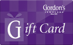Sell Gordon's Jewelers Gift Card